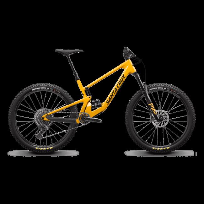 Santa Cruz 2022 5010 C S Yellow