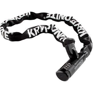 Kryptonite Kryptonite Keeper 712 Chain Lock with Combination: 3.93' (120cm)