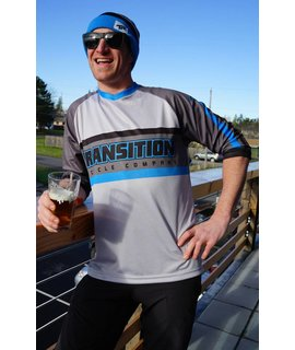 Transition Bicycle Company Transition Throwback Jersey