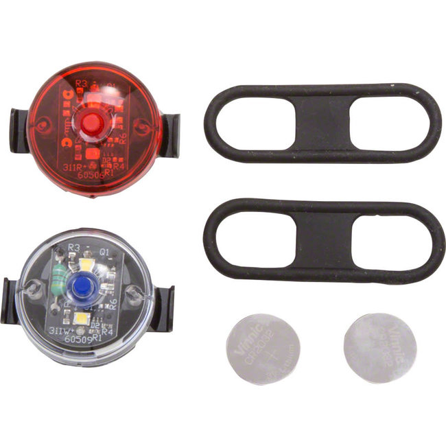 Planet Bike Button Blinky Light Set