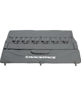 "RaceFace RaceFace Tailgate Pad: 61"" Black Large/Extra Large"