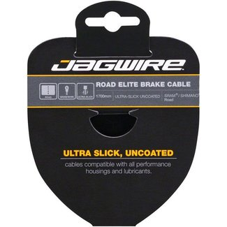 Jagwire Jagwire Elite Stainless Brake Cable 1.5x1700mm SRAM/Shimano Road