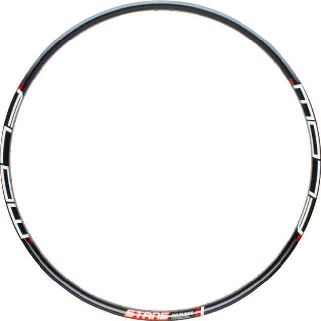 "Flow MK3 27.5"" disc rim, black - 32h"