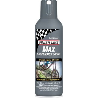 Finish Line Finish Line Max Suspension Spray Lubricant, 9oz Aerosol