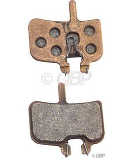 Hayes Disc Brake Pads Sintered-Metallic HFX, 9, Mag, MX1, G2