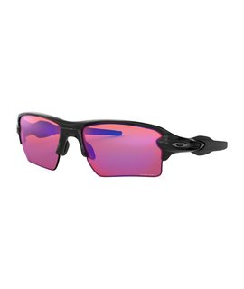 Oakley Oakley Flak 2.0 XL, Polished Black Frame w/ Prizm Trail Lens