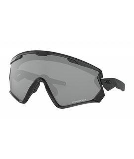 Oakley Oakley Wind Jacket 2.0 Polished Black Frame w/ PRIZM Black Lens
