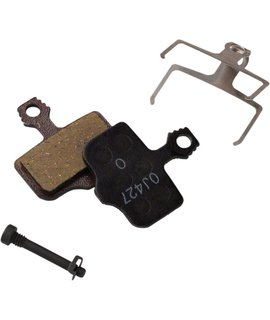 SRAM SRAM Disc Brake Pads, Elixir, Level TL, Level T, Level, Organic/Steel Back