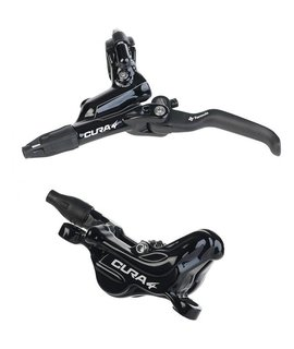 Formula USA Formula Italy CURA-4 disc brake kit, (black) front-1000mm