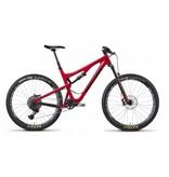 Santa Cruz Bicycles Santa Cruz 5010 2018  CC XO1 Sriracha/Black Medium