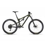 Santa Cruz Bicycles Santa Cruz Bronson 2018 C S Olive/Black Medium