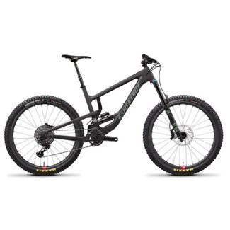 Santa Cruz Bicycles Santa Cruz 2019 Nomad C S Reserve 30 Wheels Medium