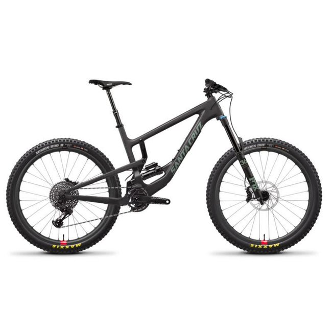 Santa Cruz Bicycles Santa Cruz 2019 Nomad C S