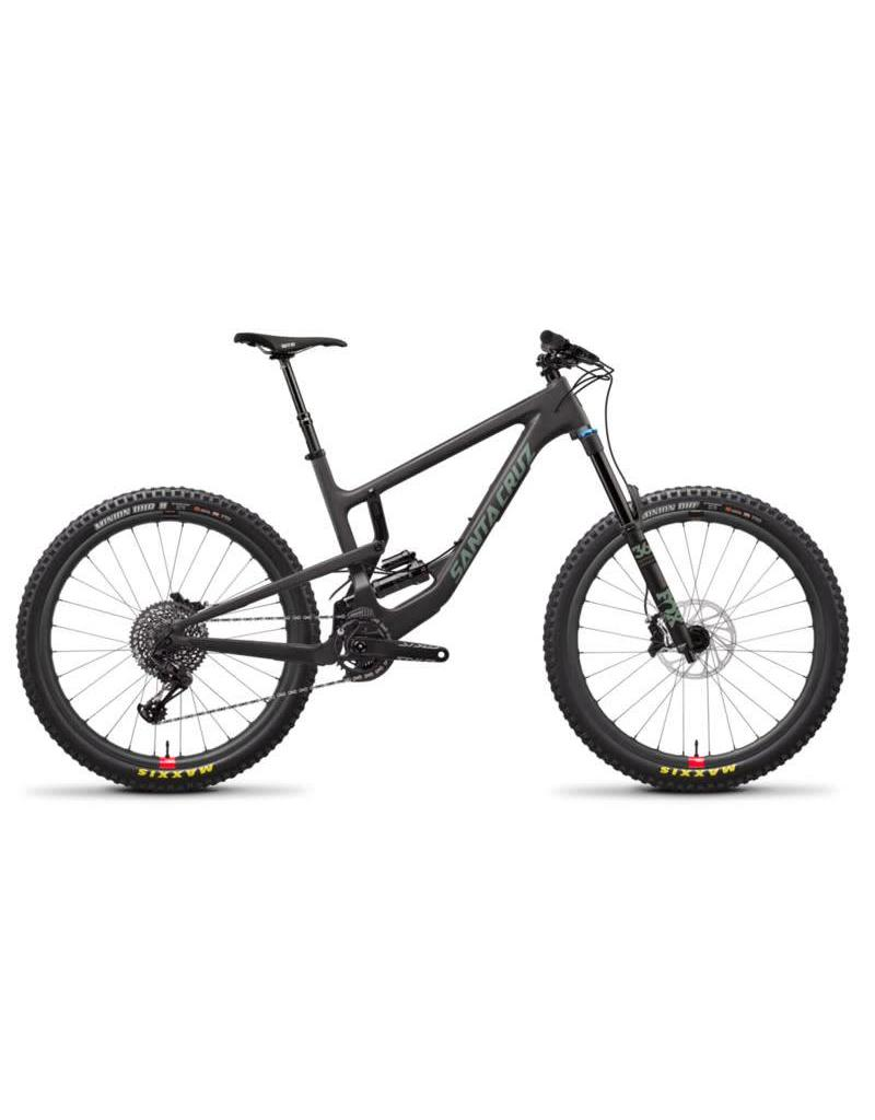 Santa Cruz Bicycles Santa Cruz 2019 Nomad C S