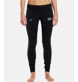 UNDER ARMOUR WOMEN S UA BASE 2.0 LEGGING-BLK