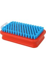 SWIX SWIX RECTANGULAR BLUE NYLON BRUSH