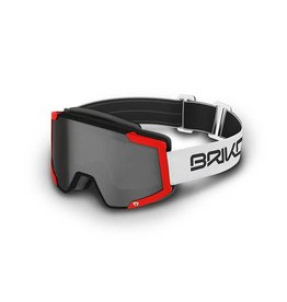 BRIKO BRIKO LAVA 7.6  2 LENSES ORANGE FLUO NOIR