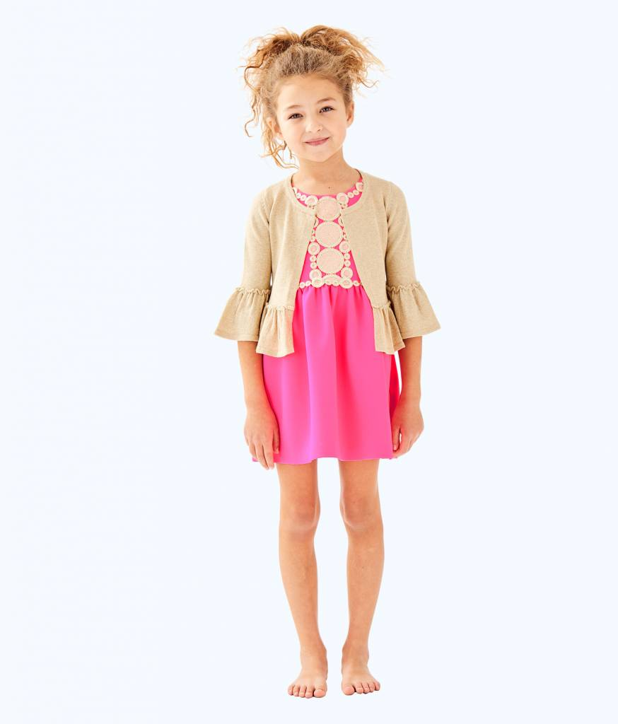 LILLY PULITZER GIRLS LANGLEY SWEATER