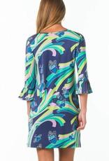TORI RICHARD Lana Dress