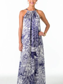 TORI RICHARD GRACE DRESS IN A LOTTA CLAM