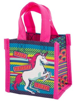 WIT ITTY BITTY BAG UNICORN