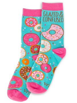 WIT SOCKS DONUT