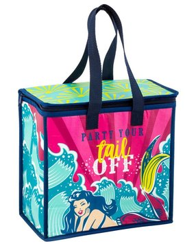 WIT COOLER BAG MERMAID