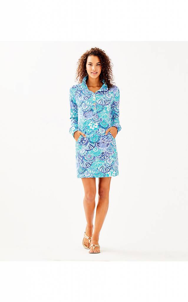 LILLY PULITZER  UPF 50+ CAPTAIN DRESS