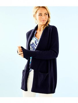 LILLY PULITZER NORWOOD CASHMERE CARDIGAN