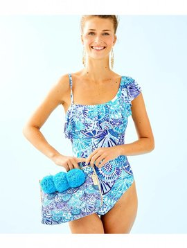 LILLY PULITZER TROPEZ ONE PIECE