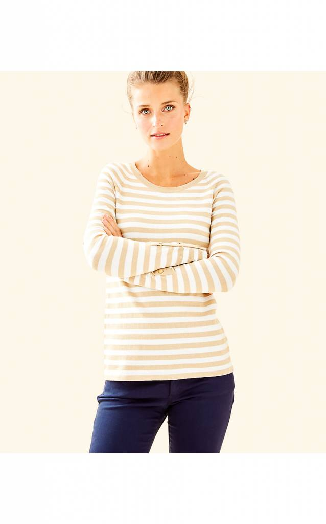 LILLY PULITZER 000034 DINAH SWEATER