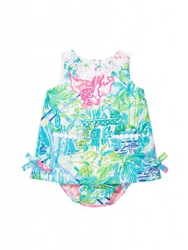 LILLY PULITZER 000689 BABY LILLY SHIFT
