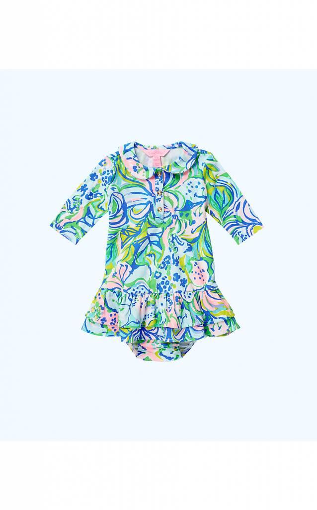 AMELIA INFANT POLO DRESS