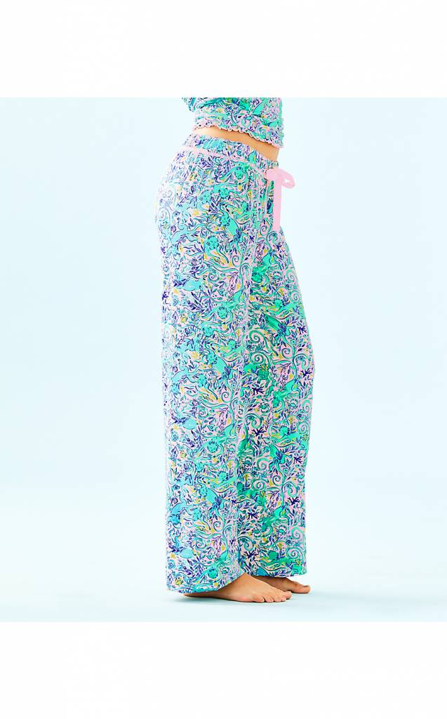 LILLY PULITZER PJ KNIT PANT
