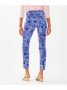 LILLY PULITZER SOUTH OCEAN SKINNY CROP