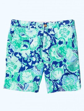 LILLY PULITZER MENS BEAUMONT SHORT