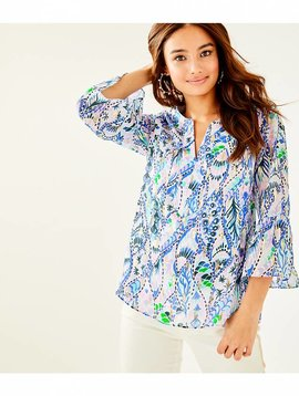 LILLY PULITZER ELENORA TOP