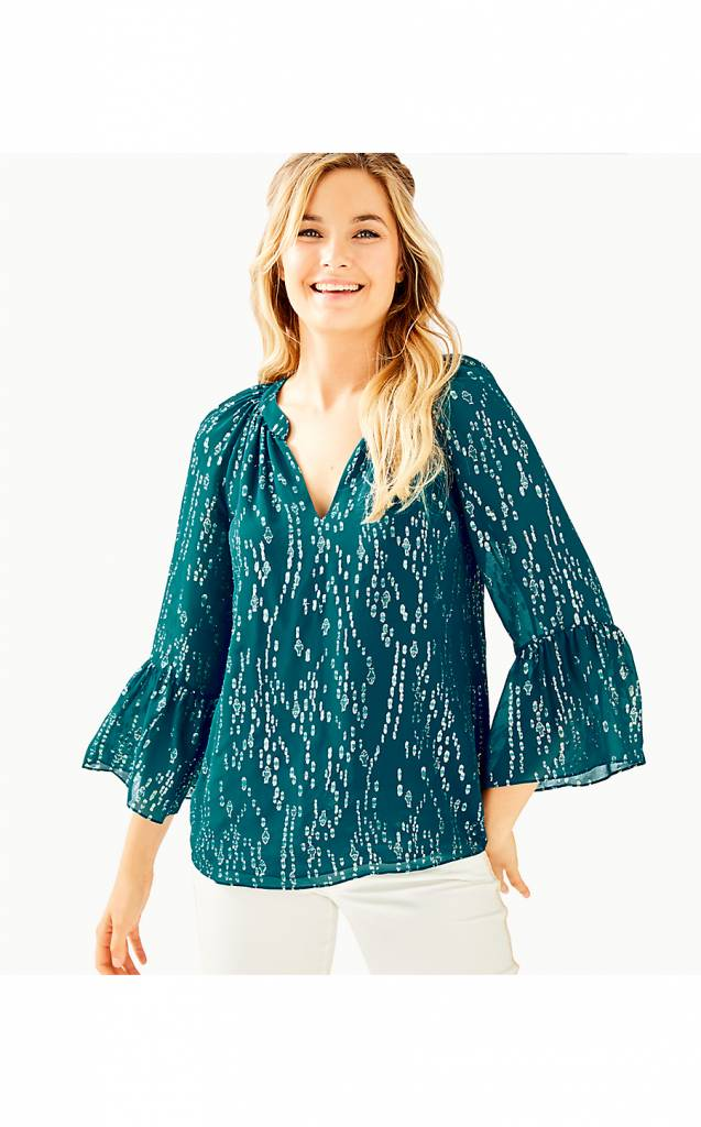 LILLY PULITZER MATILDA TOP
