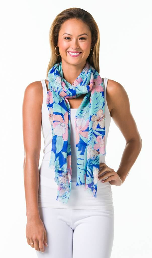 TORI RICHARD Scarf