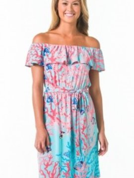TORI RICHARD JEANNE DRESS