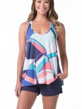 TORI RICHARD LILLY TOP