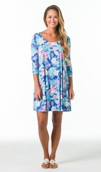 TORI RICHARD Zolie Dress