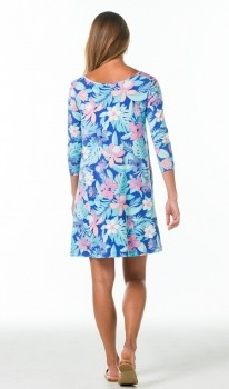 TORI RICHARD Zolie Dress