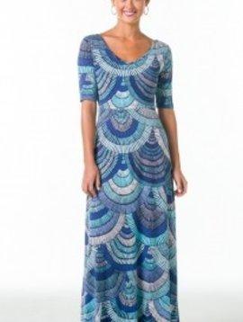 TORI RICHARD NATALIE DRESS