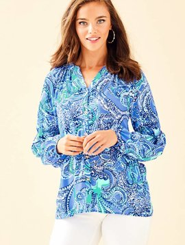 LILLY PULITZER ANELA TOP