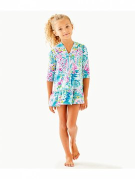 LILLY PULITZER UPF 50+ COOKE COVER UP