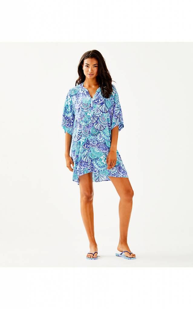 LILLY PULITZER LELAND COVER UP