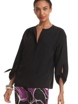 TRINA TURK BEES KNEES TOP