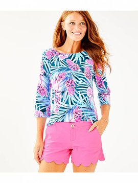 LILLY PULITZER 002055 BUTTERCUP STRETCH SHORT