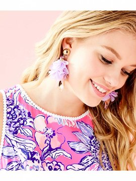 LILLY PULITZER CASCADING PETALS STATEMENT